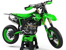 Kit De Gráficos MX rebote para caber Kawasaki KX KXF 65 85 125 250 450 todos los años