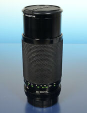 SOLIGOR MC C/D Zoom + Macro 80-200mm/4.5 lens objectif pour Rollei Qbm - (200045)