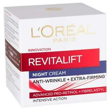 L'OREAL REVITALIFT NIGHT CREAM  - 50ML