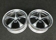 Work VS-KF 19 JDM Wheels PAIR 19x8 +38 5x114.3 Nissan Toyota Lexus Infiniti Dish