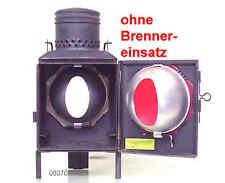 Original Zugschlußlaterne, DR-Bauart, ohne Brennereinsatz