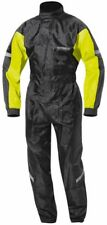 Abbigliamento antipioggia Held Splash Waterproof Suit Black-fluo Xl-black / Yellow Fluo