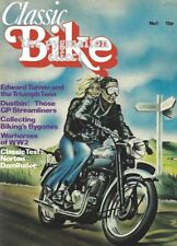 March Classic Bike Quarterly Magazines