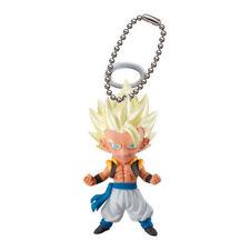 Dragon Ball Z Super Mascot PVC Keychain SD Figure~ Super Saiyan Gogeta @13423