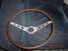 1964 1966 chevelle impala chevy optional 2 spoke wood steering wheel