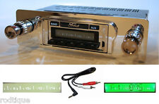 1960-1962 Ford Galaxie Radio w/ FREE Aux Cable + 230 Stereo **