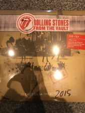 ROLLING STONES STICKY FINGERS LIVE AT THE FONDA THEATRE - 3 x VINYL LP/DVD - NEW