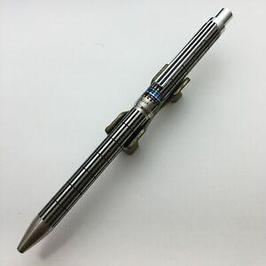 623 Mitsubishi Jaguar Multi-function Pen Black Stripe Barrel NOS Made in Japan