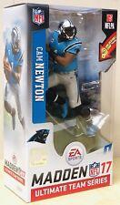 McFarlane CAM NEWTON Madden Ultimate Team Carolina Panthers Figurine NFL 17 Mint