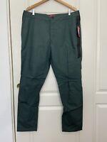 NIKE Tech Open Hem NSW Tapered Pants (545408 300) Green Men's sz 38 MSRP $120.00