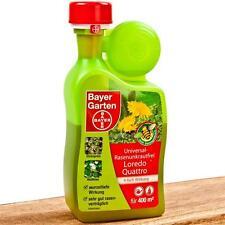 400 ml Bayer Universal-Rasenunkrautfrei Loredo Quattro Unkrautfrei Rasen