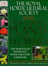 The Royal Horticultural Society New Encyclopedia of Plants and Flowers,Christop