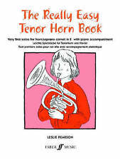 Really Easy Tenor Horn Book: With Piano by Leslie Pearson (Paperback, 2000)