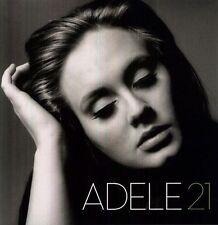 """ADELE ~ 21 ~ VINYL LP 12"""" BRAND NEW & SEALED"""