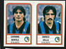 Figurina Calciatori Panini 1983-84 N.350 Gentile-Vella (Atalanta) Nuova! ▓