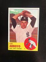 1963 TOPPS #569 LUIS ARROYO NY YANKEES— HIGH # BLAZER🔥*** (wph)