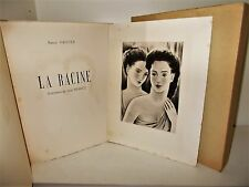 La Racine. Illustrations de Jean Winance - Albi, 1951