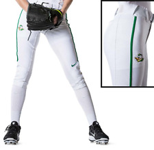 Women's College NIKE Vapor Elite 3/4 Oregon Ducks Athletic Softball Pants 821991