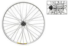 Wheel Front 26x1.5 Weinmann ZAC19 Silver 36 Alloy 6B DISC Quick Release Silver