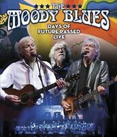 Moody Blues Days of Future Passed Live DVD All Regions NTSC NEW