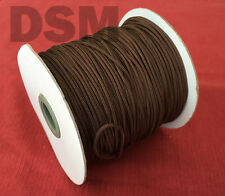 300 ft.1.8mm Dark Brown Window Blind Cord, String, Roman Shades, Horizontal