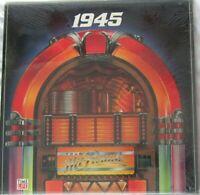1945 Your Hit Parade Time Life DOUBLE VINYL LP