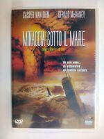 DVD - MINACCIA SOTTO IL MARE - Casper Van Dien / Gerald McRaney DVD
