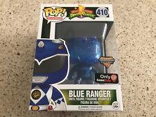 Power Rangers Blue Ranger Transforming GameStop  Funko Pop