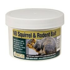 NB squirrel & rodent paste bait 8 oz jar squirrels find this irresistible