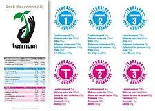 Pack croissance 1 pour 100 Litres de thés de compost TCO