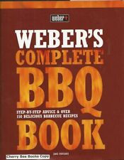 Weber's Complete BBQ Book (Hardback), , New Book
