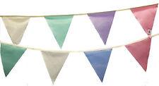 Pastel bunting ** Shabby chic / Wedding / Nursery / Party