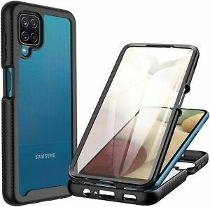 360 Full Body Case for Samsung Galaxy A12 A21S A52 A22 A32 5G Shockproof  Cover