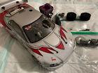 schumacher fusion 28  roller .28 3 Speed 1/10 Nitro Touring Car