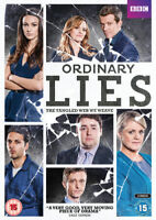 Ordinary Lies DVD (2015) Max Beesley cert 15 2 discs ***NEW*** Amazing Value