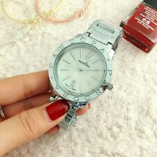 New Style Women Watches High Quality Fashion Luxury Wrist Watches Silver