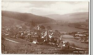 Selkirkshire; Stow From N 1373 RP PPC By AR Edwards, Unposted, c 1910's