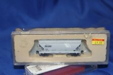 N Scale Con-Cor Model Train Santa Fe Ext Vision Caboose 4000101261A