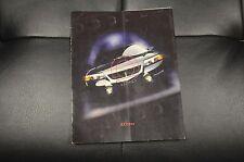 2000 Pontiac Bonneville Sales Literature Book Ad Dealer Catalog