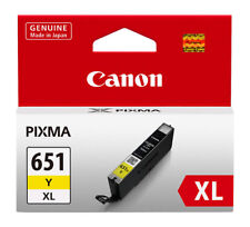 Canon 651XL Yellow Ink Cartridge