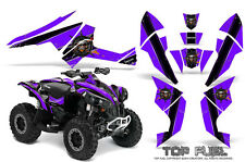 Can-Am Renegade Graphics Kit by CreatorX Decals Stickers TOP FUEL BPR