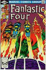 Fantastic Four # 232 (John Byrne starts) (USA, 1981)