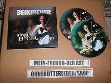 CD Chanson Beikircher-chante HC Artmann - 2cd - (25 chanson) conträr musique