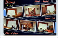 VENCE Avenue des Poilus Hotel Motel DIANA Mehrbildkarte