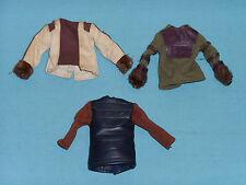 vintage Mego pota PLANET OF THE APES CLOTHES LOT Cornelius Dr. Zaius Soldier Ape