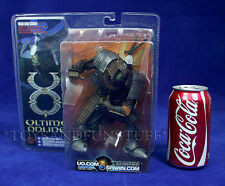 New - Warlord Kabur - Ultima Online - Spawn Ultra Action Figure - McFarlane 2003