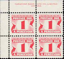 Scott # J28 - 1969 - ' Postage Due '; 20 x 15¾mm (Upper Left)