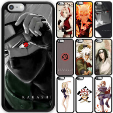 iPhone X 8 8 Plus 7 7 Plus 6 6s SE 5s 5c 4 4s Anime Naruto Rubber Case For Apple