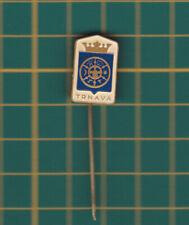 Trnava Slovakia stick pin badge vtg