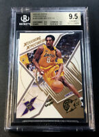 KOBE BRYANT 2002 TOPPS #165 XCEEDING XPECTATIONS PARALLEL /750 BGS 9.5 POP1 1/1